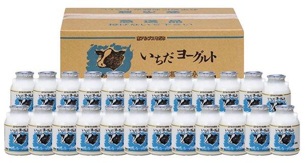 【定期便】飲むヨーグルト「いちだヨーグルト」150ml×24本(F-61)全6ヶ月