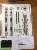【ネコポス便送料込み】E235系0番台山手線内装ステッカー