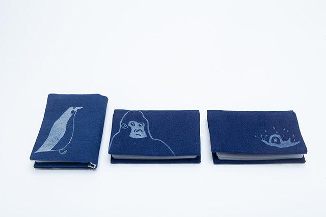 藍染 カードファイル
