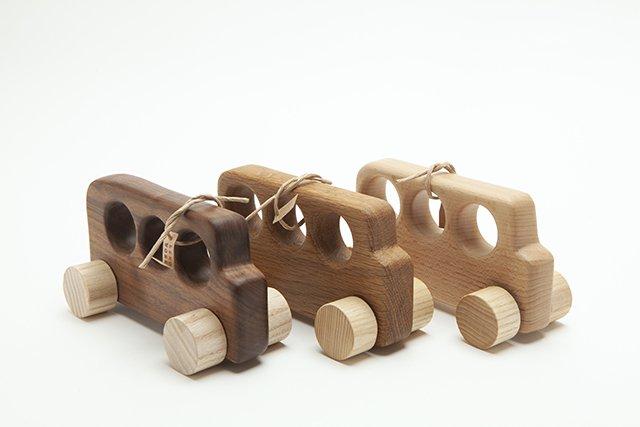 木製Car(バス・ブーブー)