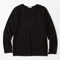 L/S V-Neck T-Shirt
