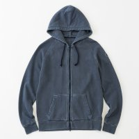 Zip Up Parker(Piece dye)