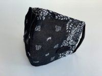Washable Cloth Mask 【Bandana】