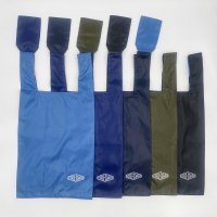 Pocketable Reusable Bag-M-【Recycle Polyester】