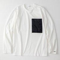 Padding Pocket L/S T-Shirt