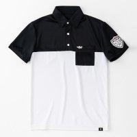 Bi-Color S/S Polo Shirt(MEN'S)