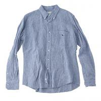 <img class='new_mark_img1' src='//img.shop-pro.jp/img/new/icons59.gif' style='border:none;display:inline;margin:0px;padding:0px;width:auto;' />Shirt (Linen Chambray)