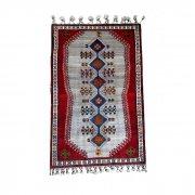 トライバル絨毯