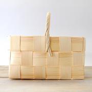 もみの木バスケット M