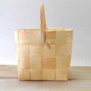 もみの木バスケット L