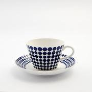 Adam Coffee Cup & Saucer  復刻版