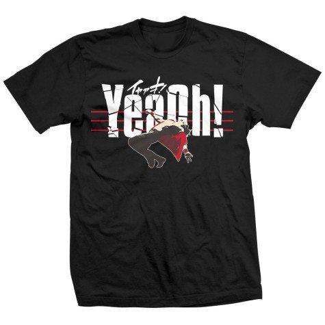 中邑真輔 YeahOh! Ring Tシャツ