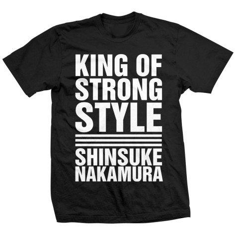 中邑真輔 King of Strong Style Tシャツ