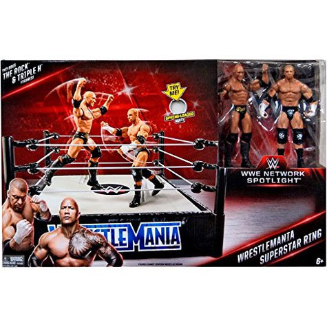 WWE Network Spotlight レッスル...