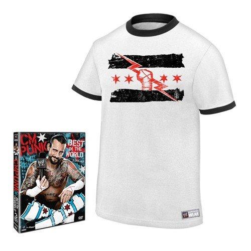 【お取り寄せ】CMパンク Best in the World DVD&Tシャツセット