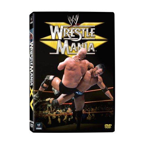 WWEレッスルマニア15 DVD - レス...