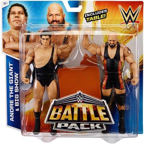 WWEフィギュア バトルパック33 ...