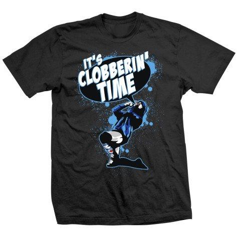 CMパンク Clobberin' Time Tシャツ