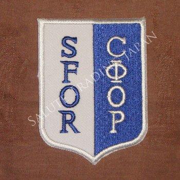 NATO軍SFOR(平和安定化部隊)パ...