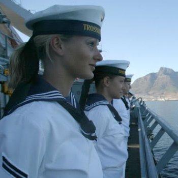 ドイツ連邦海軍セーラー服 : 【...