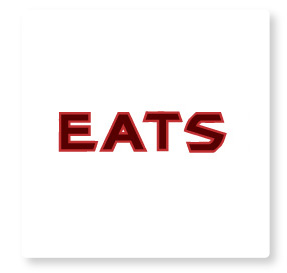 EATS(キーホルダー)