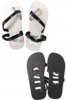WARAJI Stamp sandal_CALL ME