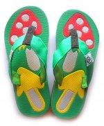 Hand Made PUZZLE sandal_Mashroon  パズルサンダル マッシュルーム