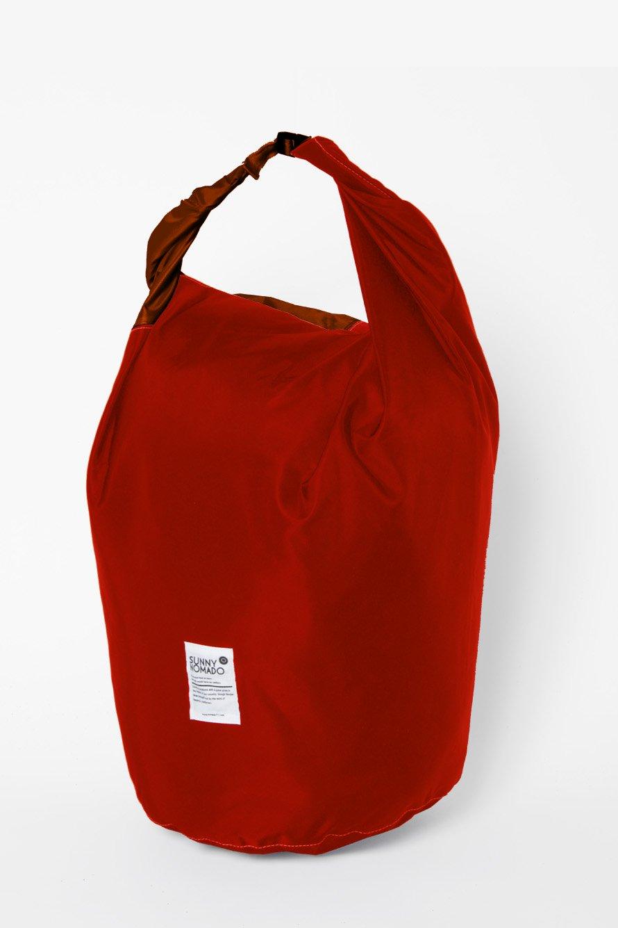 ウォータープルーフ 防水マリンバッグ [RED] / SUNNY NOMADO 【WATER STOP】