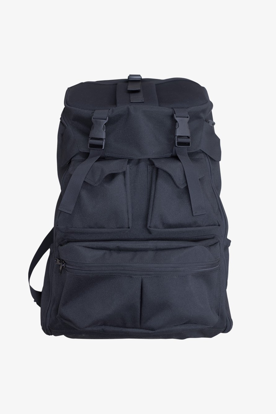 CLOSET BAG _ Brooklyn(Active bag)BLACK