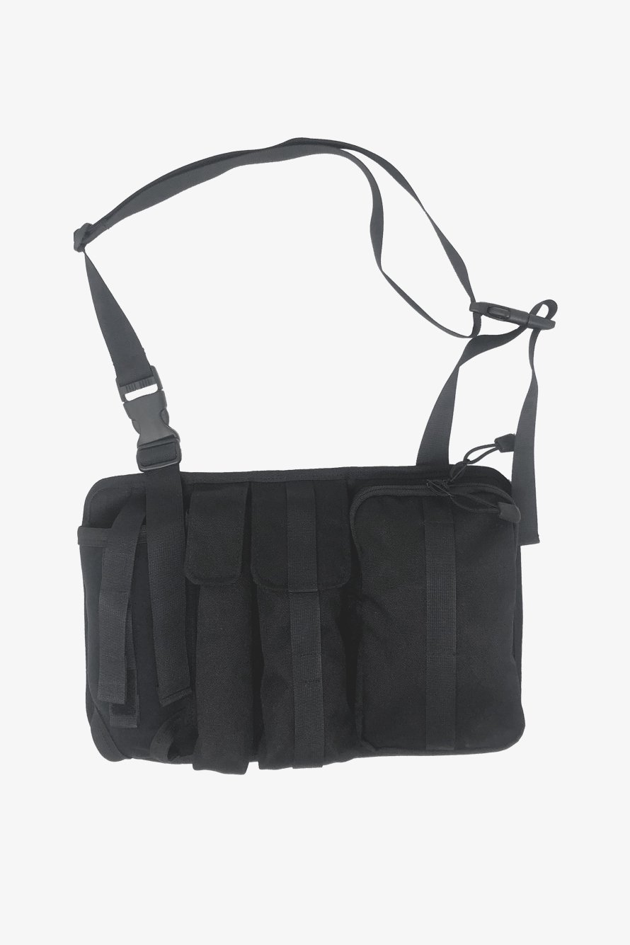 CHEST BAG(CLOSET BAGカスタム可能)BLK