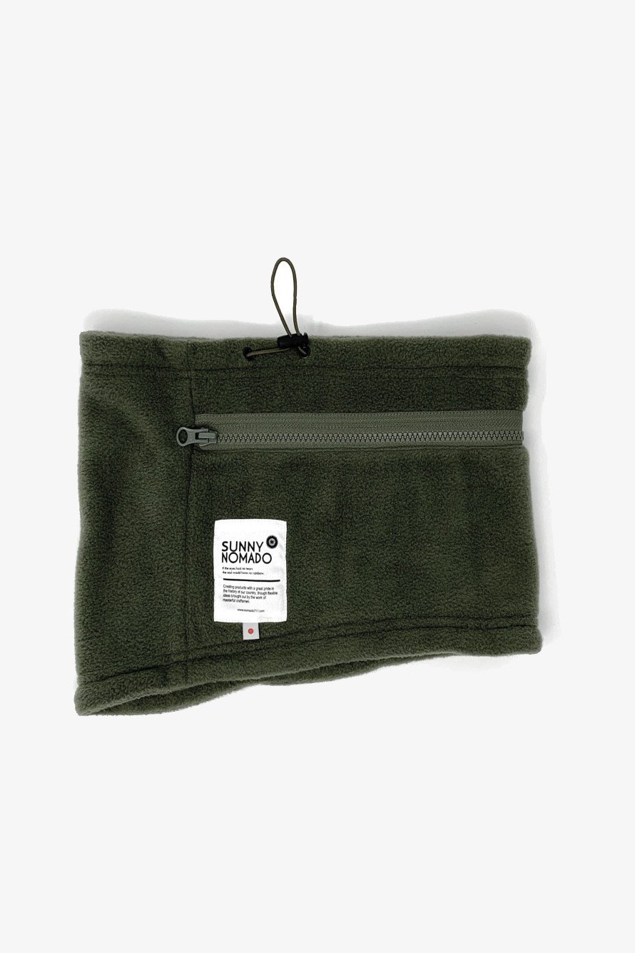 POCKET WARMER ALL KHAKI(オールカーキ)