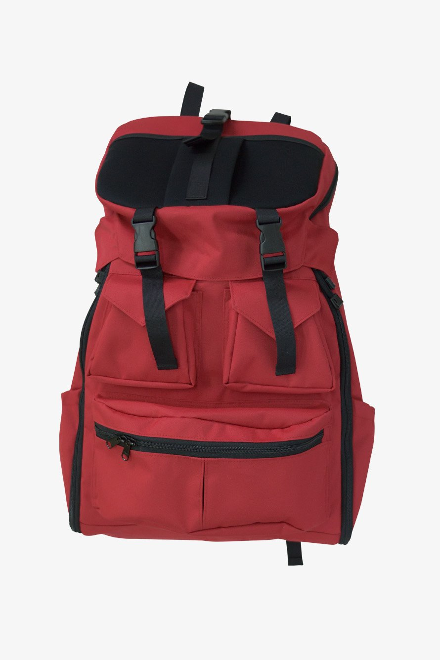 CLOSET BAG _ Brooklyn(Active bag) RED
