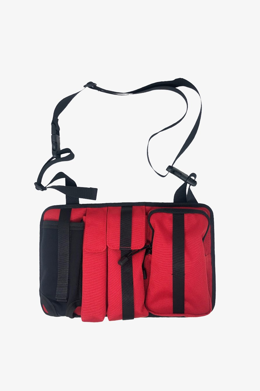 CHEST BAG(CLOSET BAGカスタム可能)RED