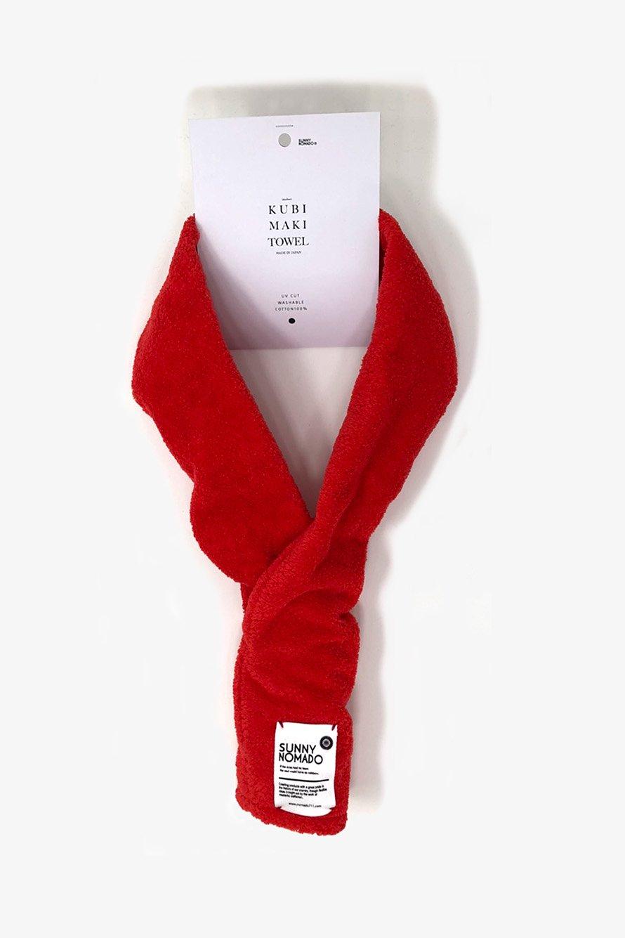 KUBIMAKI TOWEL(RED)