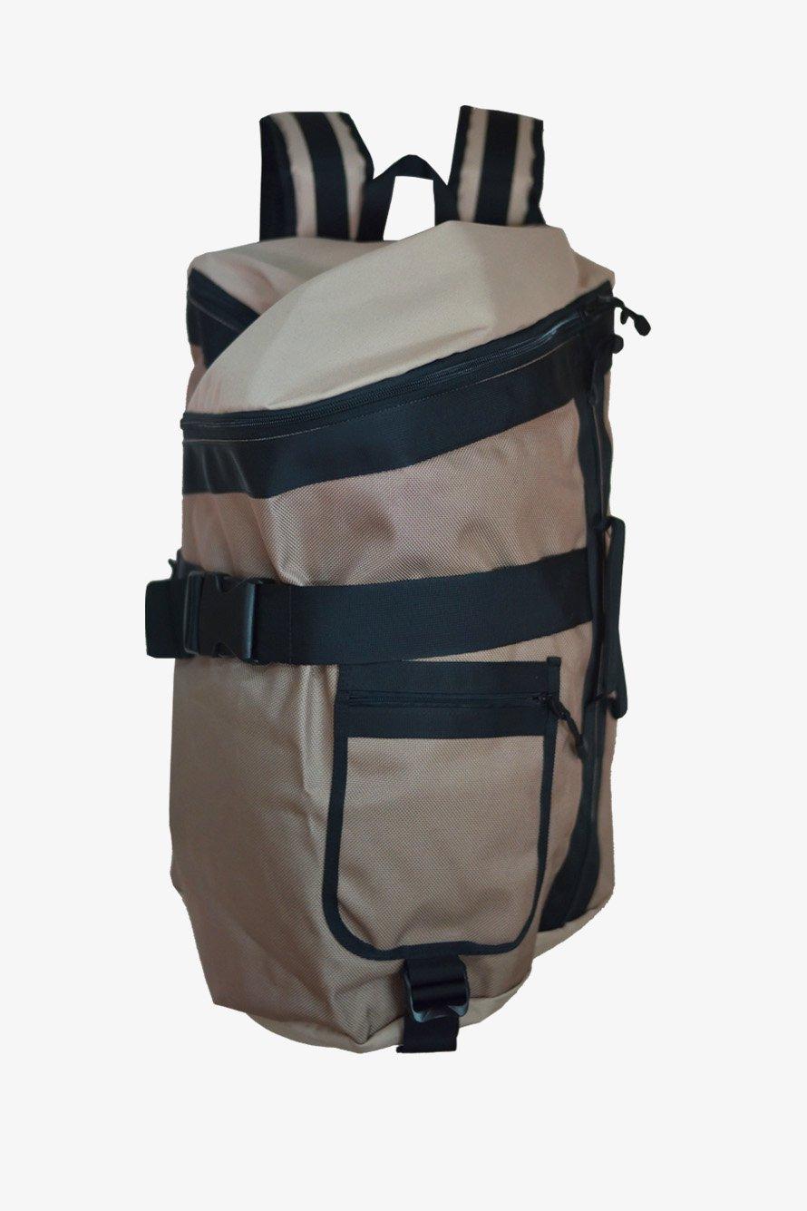 CLOSET BAG _ Qingdao (Perican bag)BEIGE