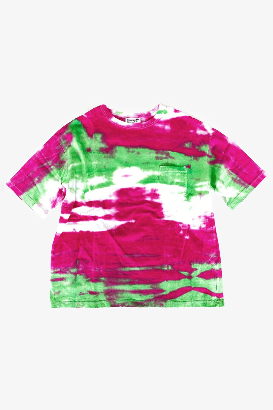 <img class='new_mark_img1' src='https://img.shop-pro.jp/img/new/icons14.gif' style='border:none;display:inline;margin:0px;padding:0px;width:auto;' />【NARA TYE DYE BIG Tシャツ】