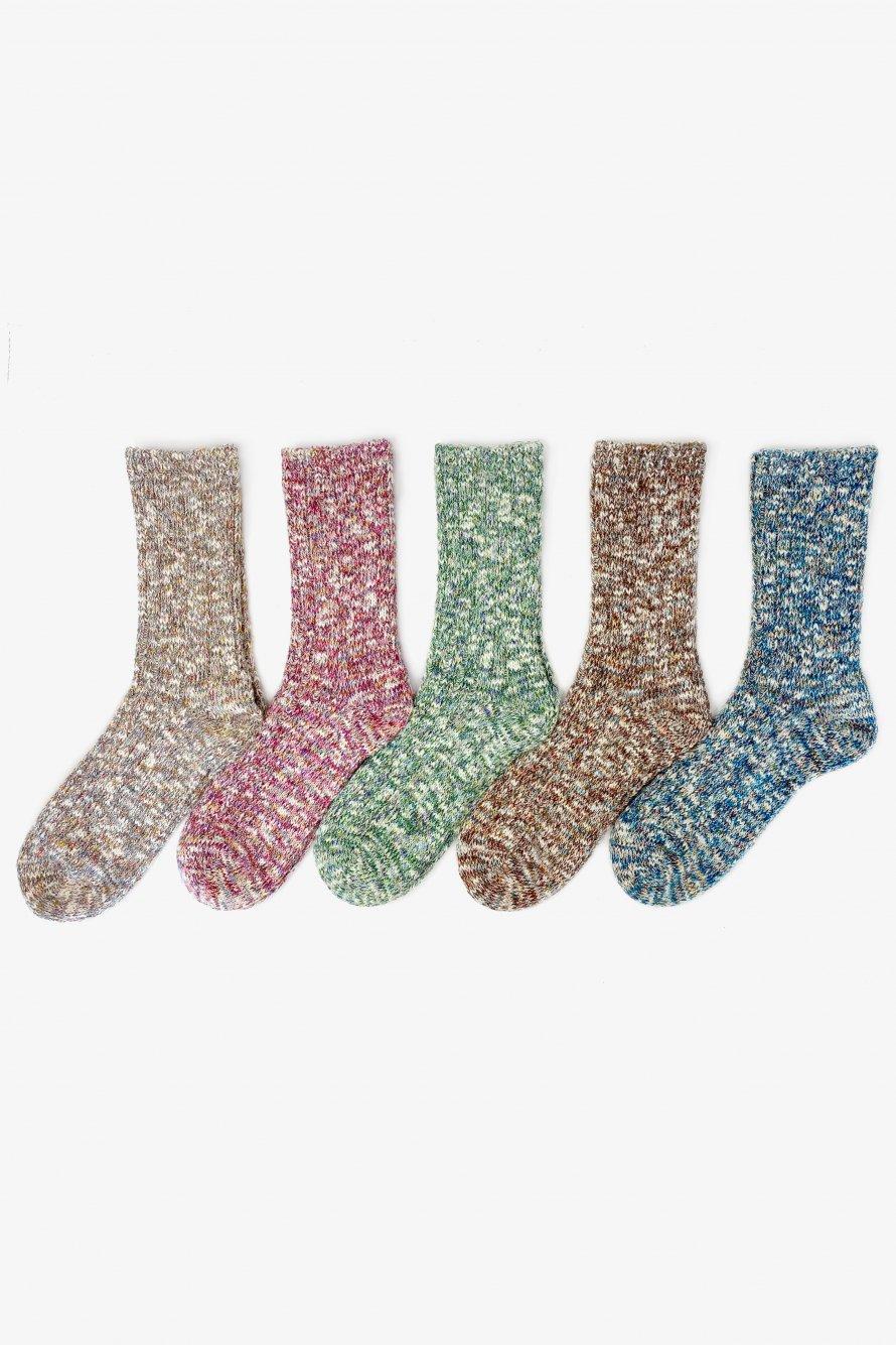 TMSO-129【Forest Hemp socks】