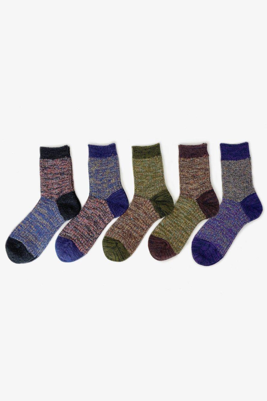 TMSO-133【Woods Hemp socks】