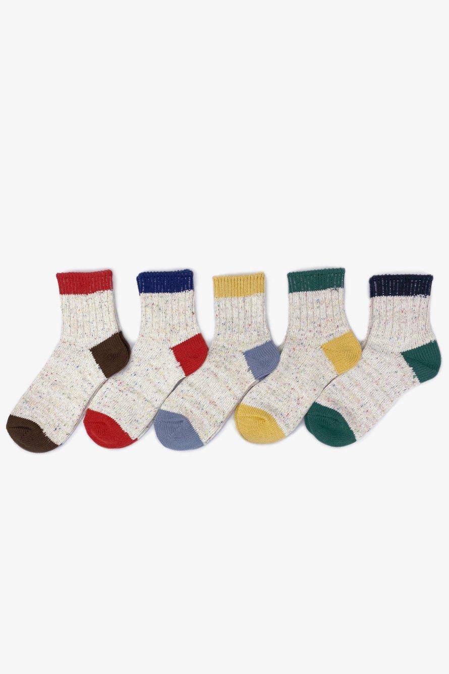 TMSO-119【NEO 4 Season Change Hemp Socks】