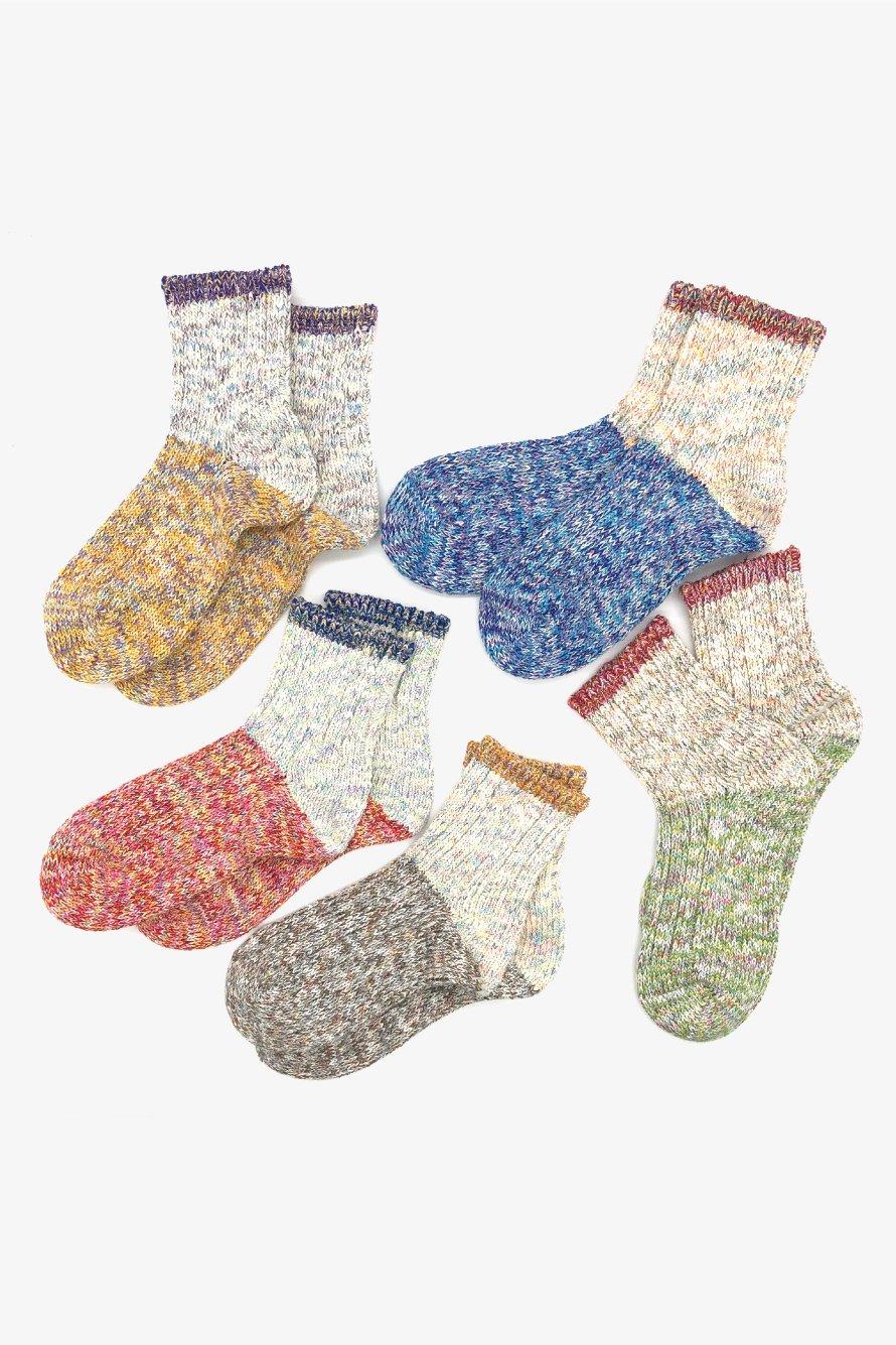 TMSO-126【Savanna Middle Hemp Socks】