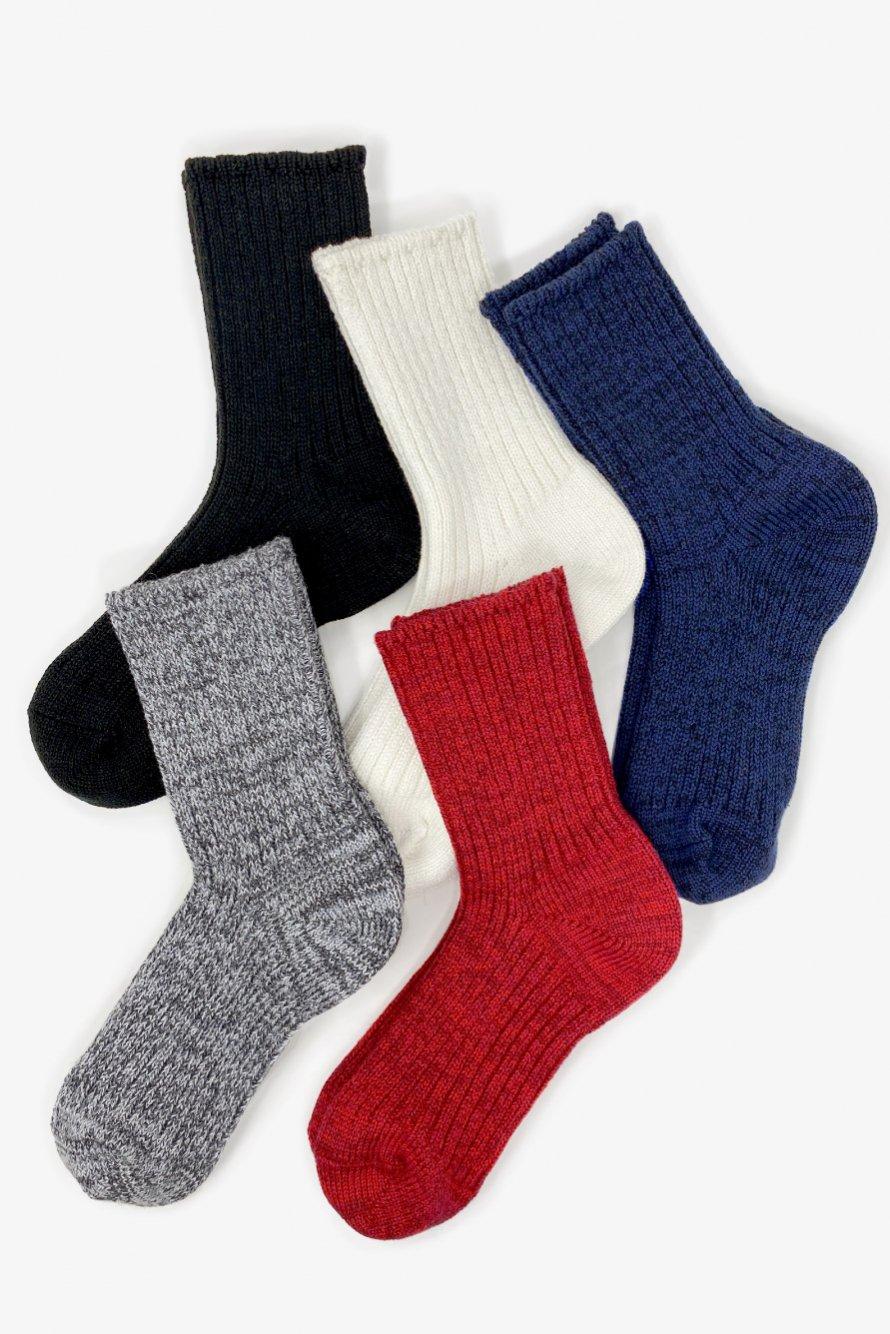 TMSO-136【Beach parasol 10colors Hemp Socks】1/2