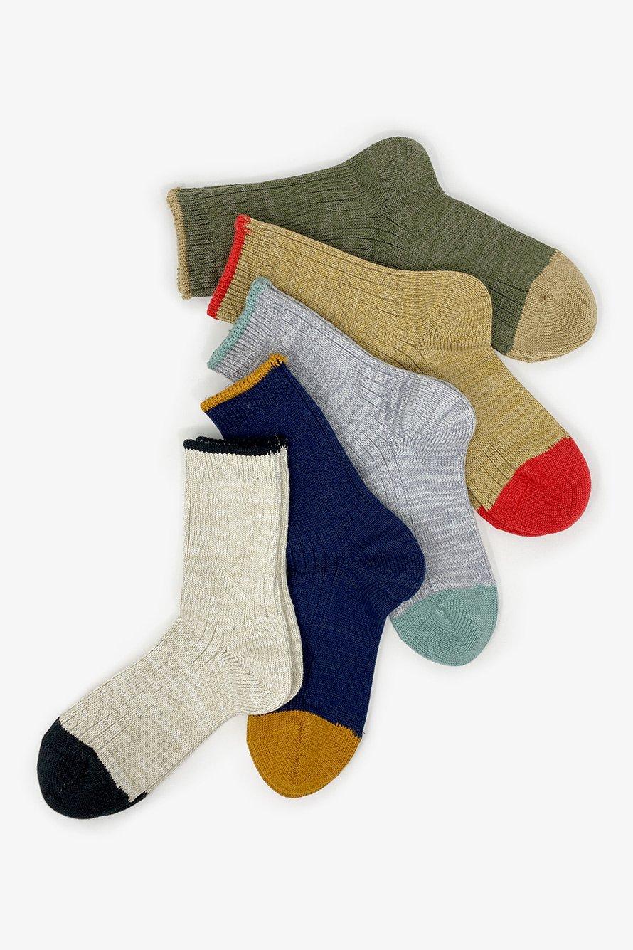 TMSO-139【Sunrise Hemp socks】