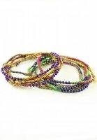 Handmade 3 color Weaving Bracelet