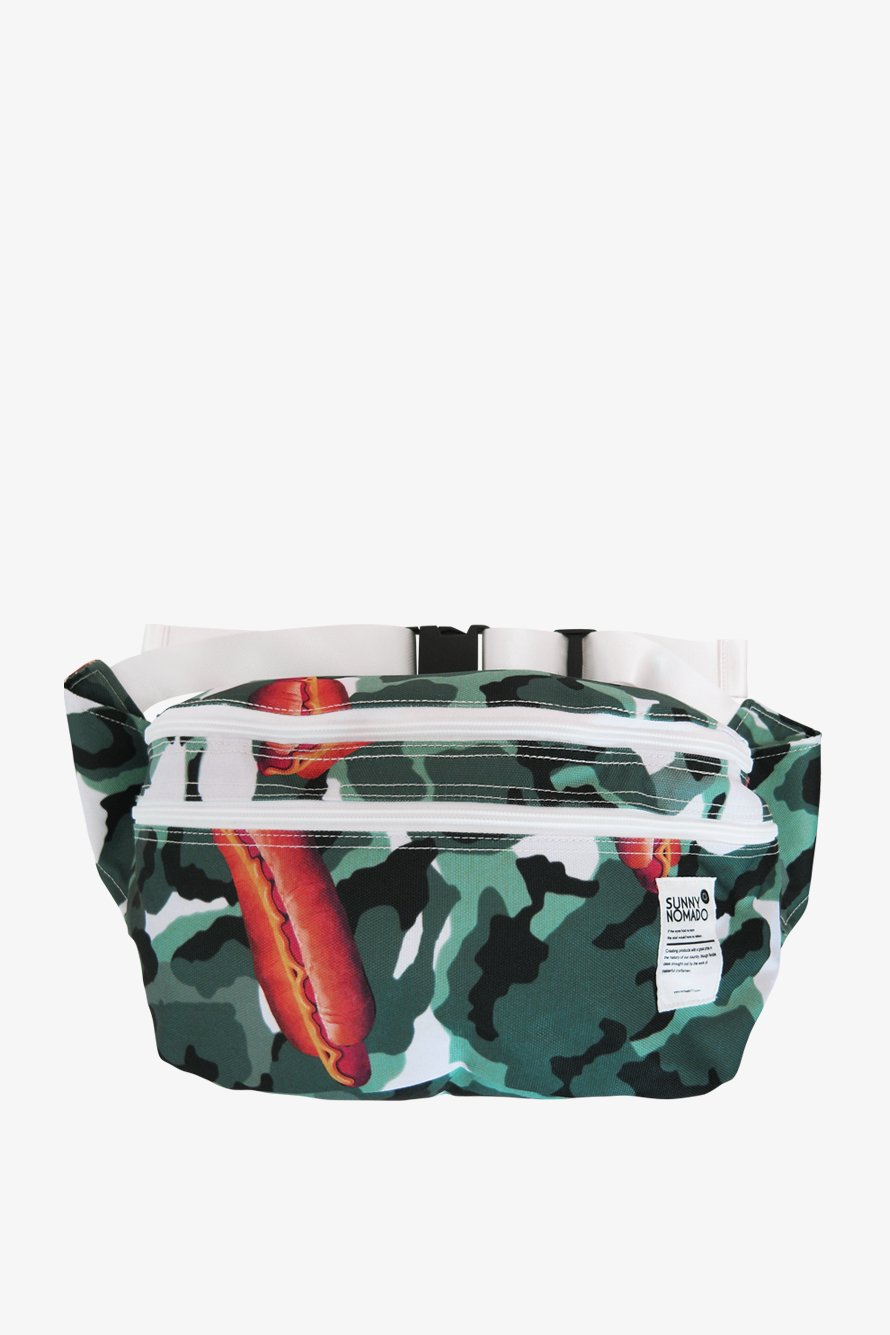 2WAY BAG(Hotdog Camo)