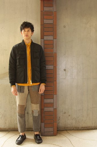 Multi Pocket Quilting JKT