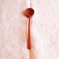 木のスープスプーン〈サオ〉