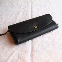 【送料無料】CINQ / サンク 長財布 〈ブラック〉