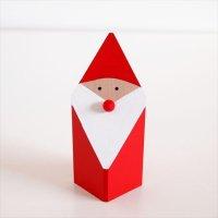 Larssons Tra / ラッセントレー オブジェ クリスマストムテ Wood santa S