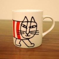 Lisa Larson/リサ・ラーソン マイキー マグカップ〈レッド〉