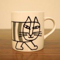 Lisa Larson/リサ・ラーソン マイキー マグカップ〈グレー〉